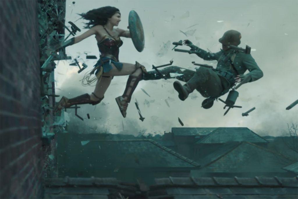 DC Comics presenta el trailer final de Mujer Maravilla