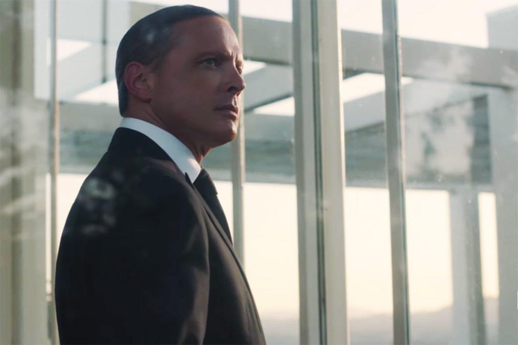Luis Miguel presenta el trailer de su nueva serie en Netflix