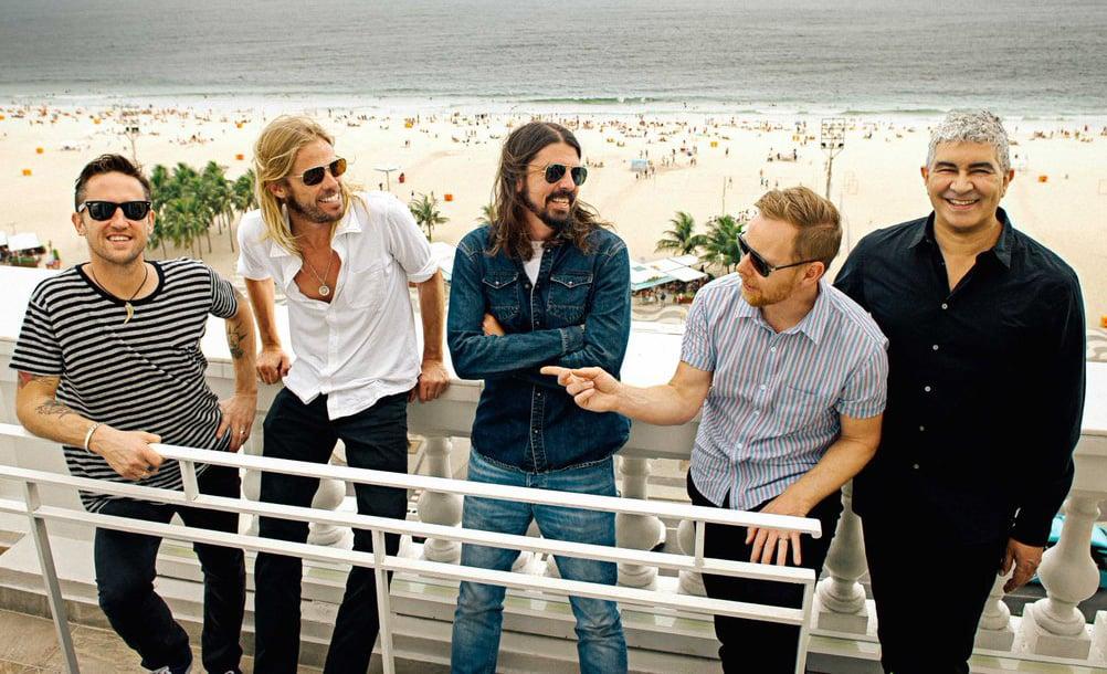 Foo Fighters encabeza el cartel de la próxima edición. FOTO @foofighters