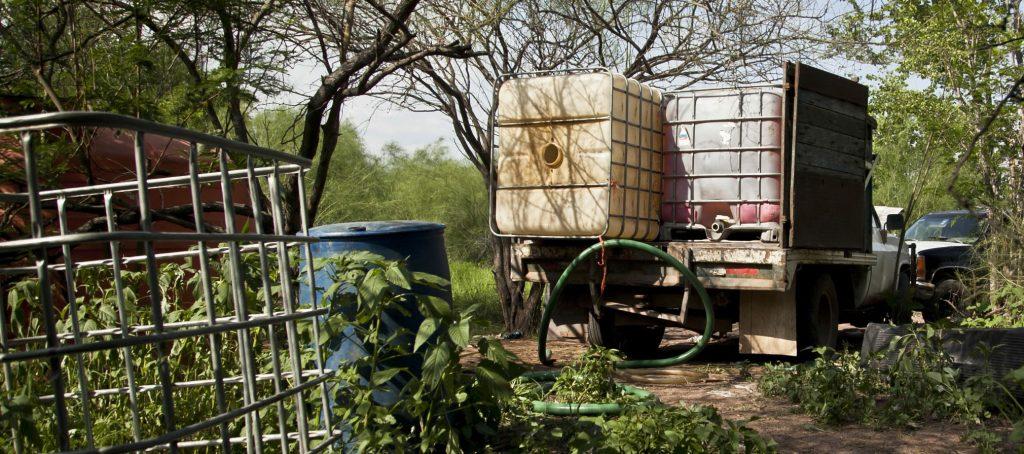El Heraldo de México. Robo de combustible. Foto: Cuartoscuro