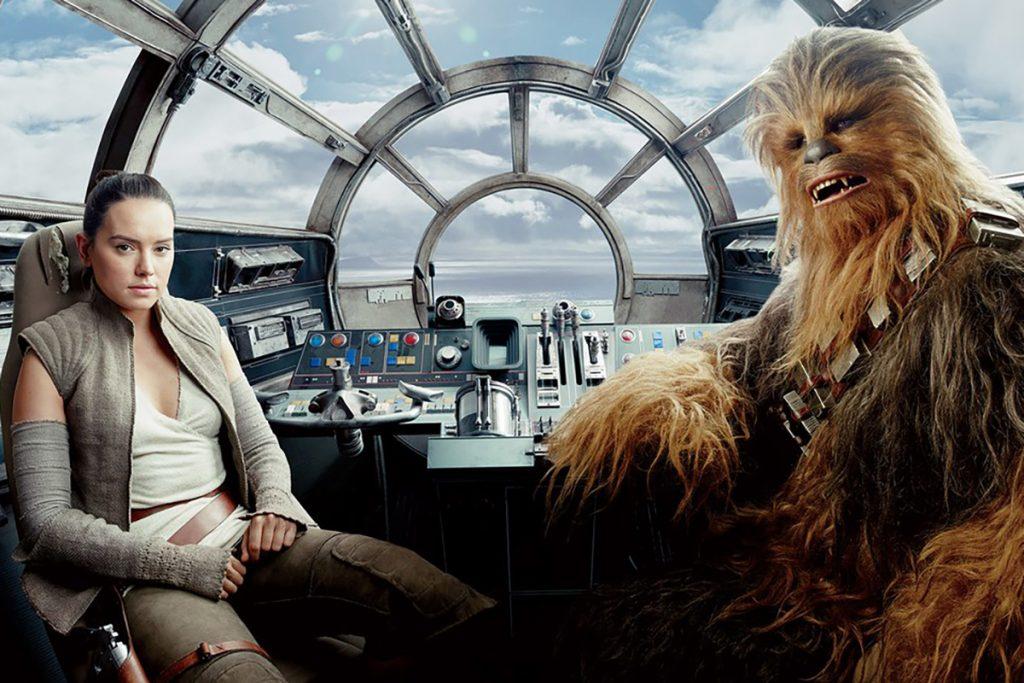 VIDEO/FOTOS: Annie Leibovitz hace lucir a Star Wars más glamurosa que nunca