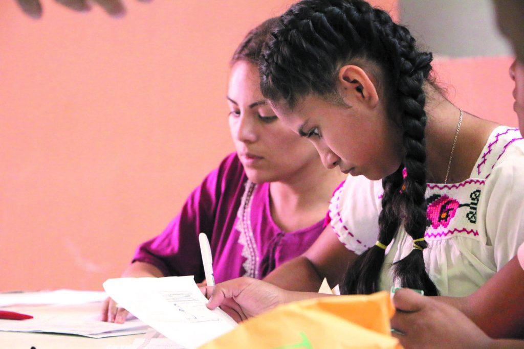 Los objetivos del nuevo modelo educativo serán presentados en junio -con un mes de retraso-. Después viene la modificación de los libros de texto y la capacitación a los maestros, informó el secretario de Educación, Aurelio Nuño. FOTO: Especial