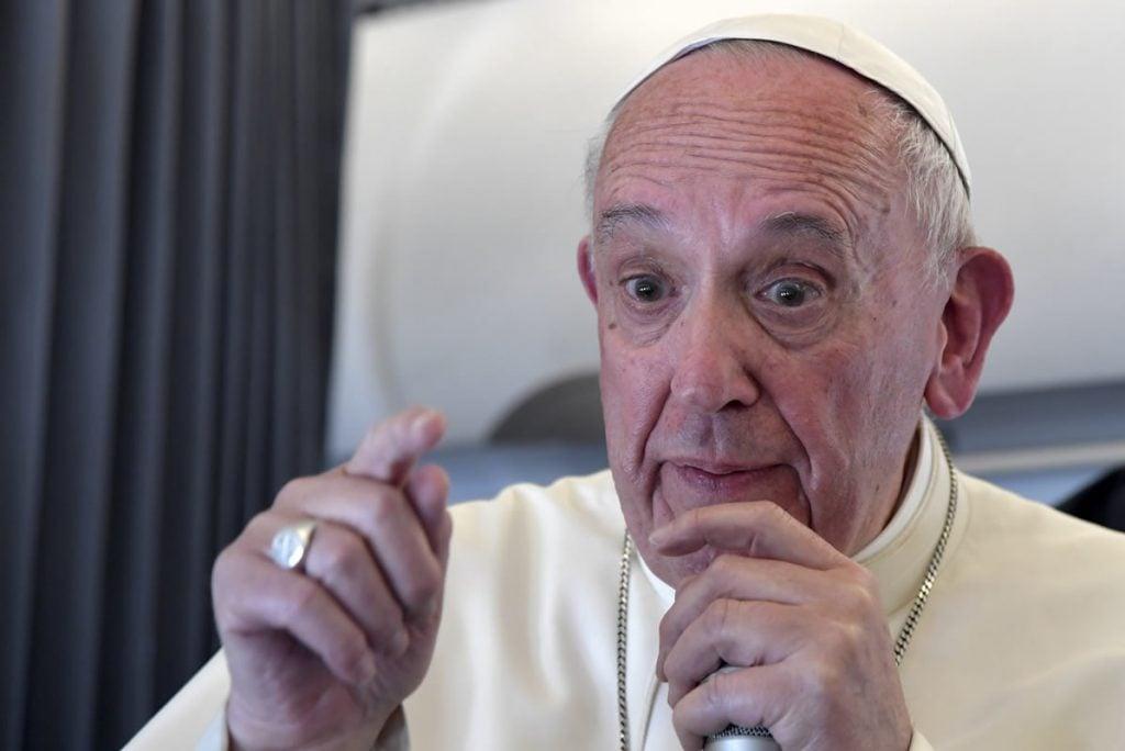 Papa. Foto: Reuters