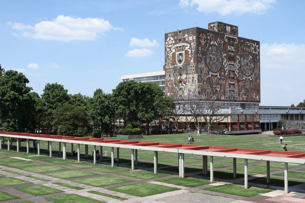 El Heraldo de México. UNAM. Foto: Cuartoscuro