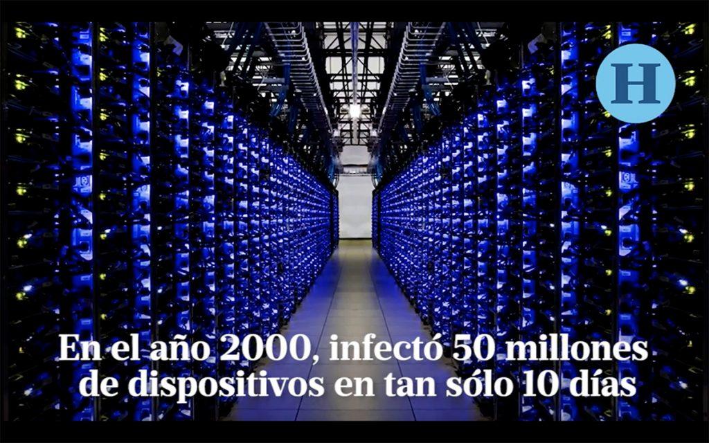 WannaCry y los otros virus más dañinos en la historia