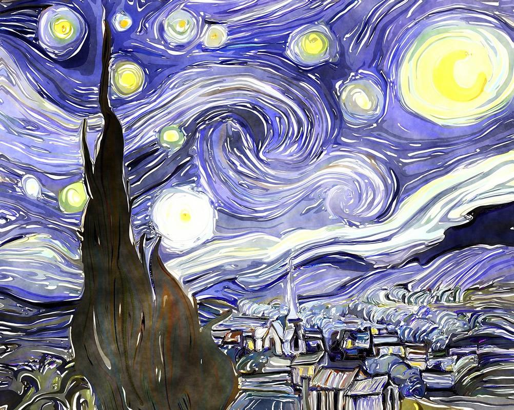 """""""Vincent"""", el cómic para descubrir los últimos años de Van Gogh"""