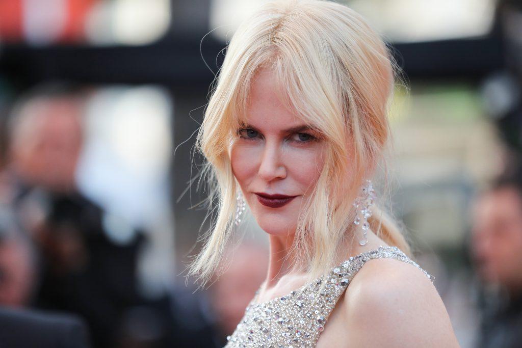 Nicole Kidman. / AFP PHOTO / Valery HACHE