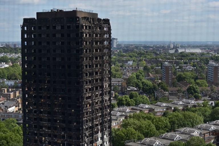 Renovaciones en torre de Londres habrían agravado incendio
