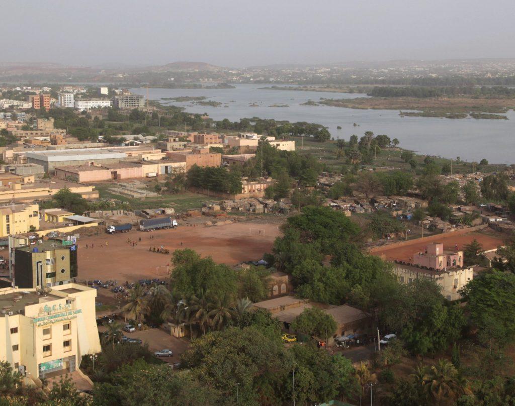 Vista de Bamako, Mali. Archivo. AFP.