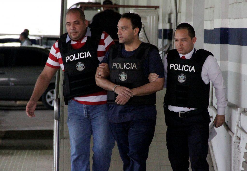 Roberto Borge lleva 12 días detenido en Panamá. Reuters.