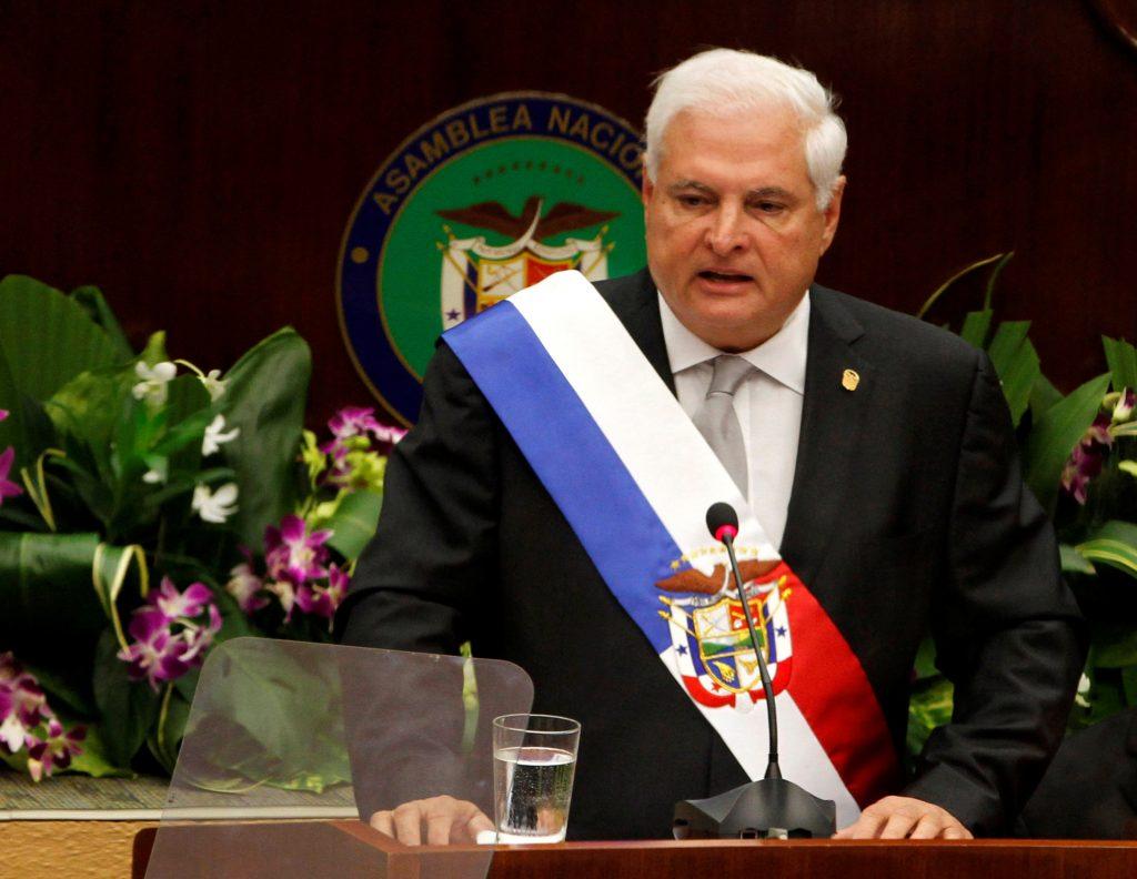 Ricardo Martinelli gobernó de 2009 a 2014. Reuters.