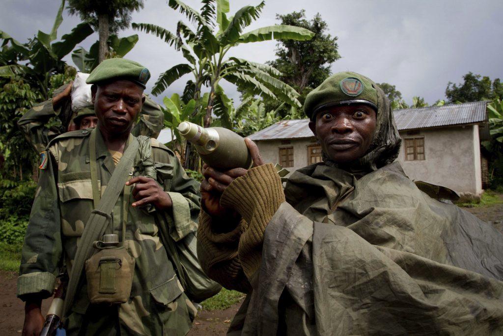 Conflictos en el Congo