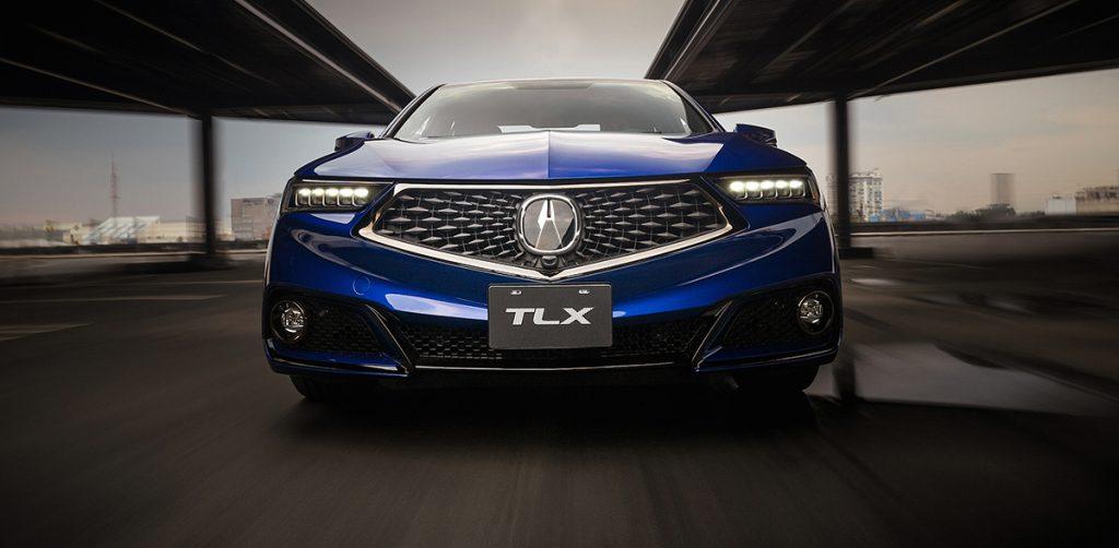 Acura TLX, un arsenal agresivo, tecnológico y premium