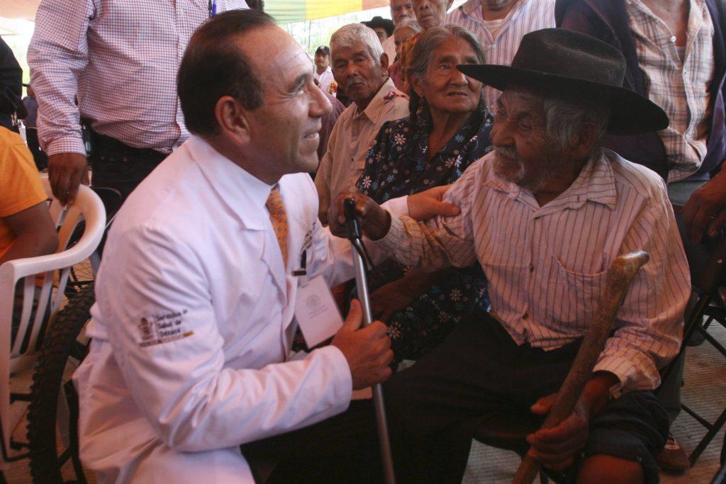Germán Tenorio Vasconcelos, ex titular de los Servicios de Salud de Oaxaca. FOTO: ARTURO PÉREZ ALFONSO/CUARTOSCURO.COM