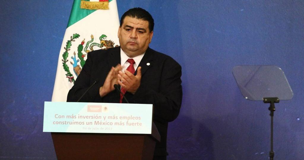 Eduardo Solís, presidente de la Asociación Mexicana de la Industria Automotriz (AMIA).