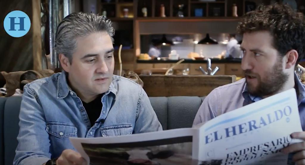 Mikel Alonso y Gerard Bellver: Innovando espacios gastronómicos