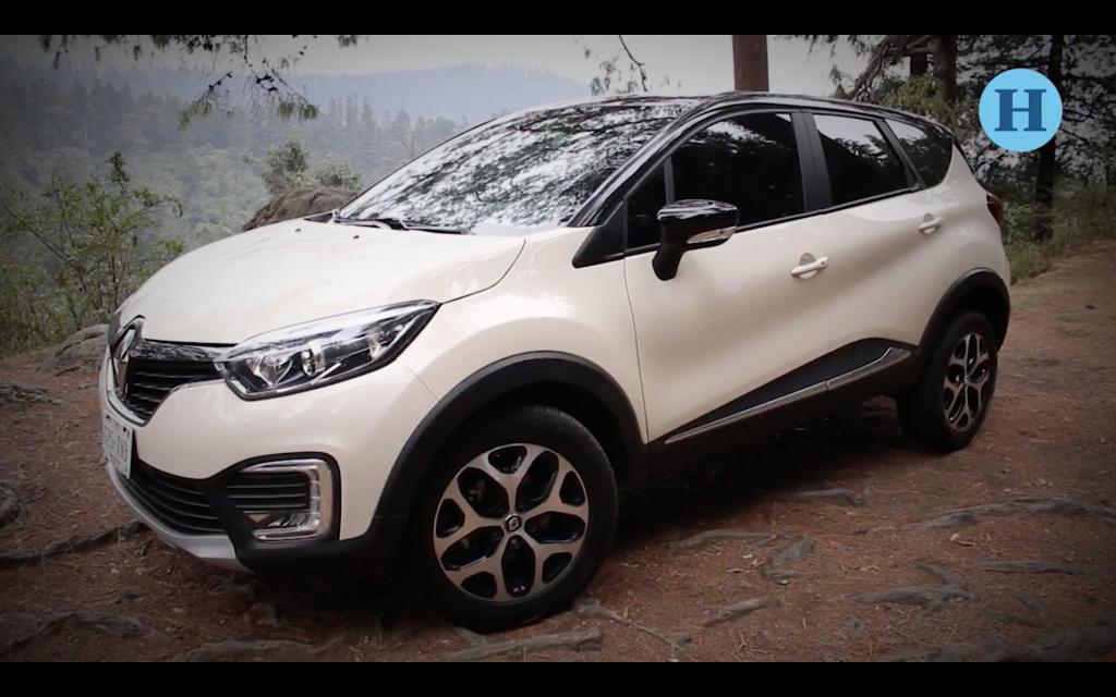 Pusimos a prueba el nuevo Renault Captur