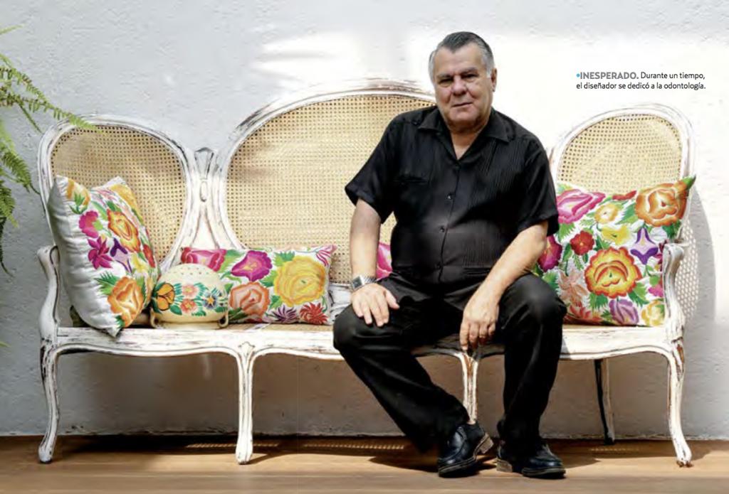Armando Mafud, el diseñador celebra 36 años de carrera