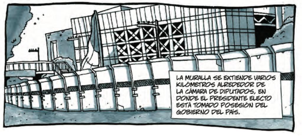 El cómic periodístico es un género poco explorado en nuestro país, Augusto Mora ha apostado por contar sucesos sociales a través de historietas
