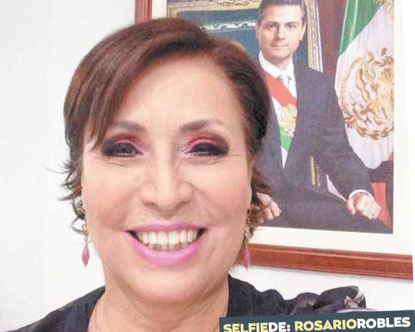 Obligados a oxigenar la política: Rosario Robles