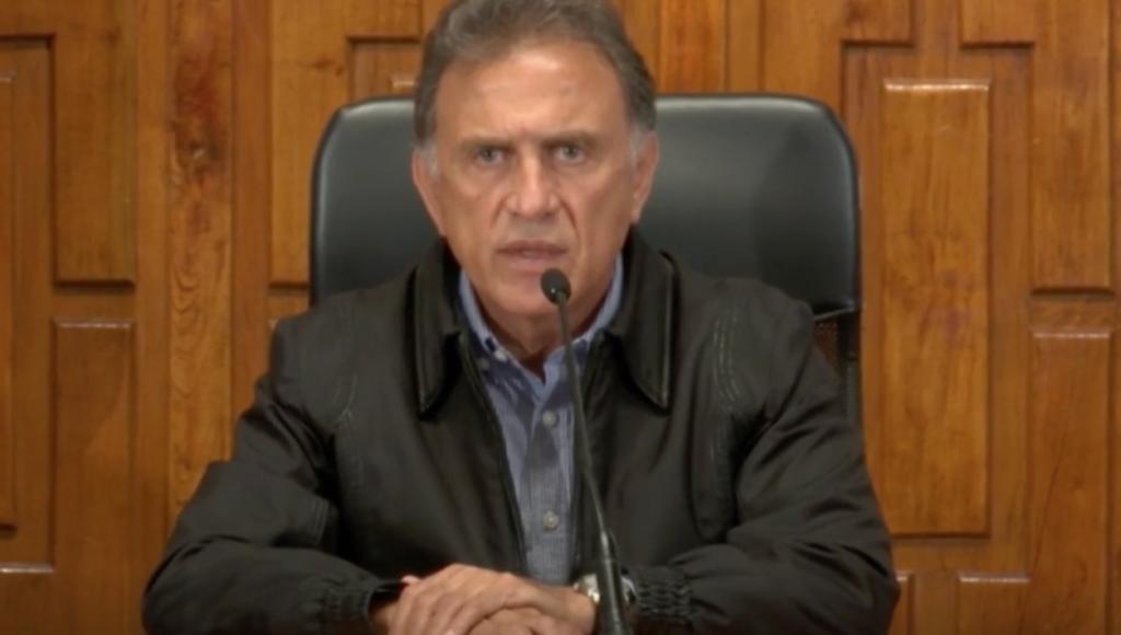 Miguel Ángel Yunes.