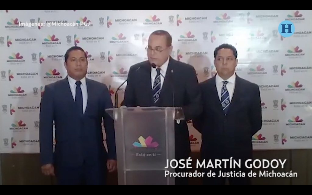 Encuentran los restos calcinados del periodista mexicano Salvador Adame