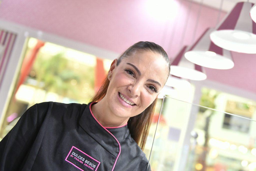 El camino exitoso de Paulina Abascal se debe a tres cosas: sus estudios en administración hotelera, su preparación gastronómica y su pasión