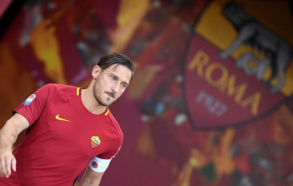 FOTO EFE. La Roma le ofreció un contrato por seis años como directivo.