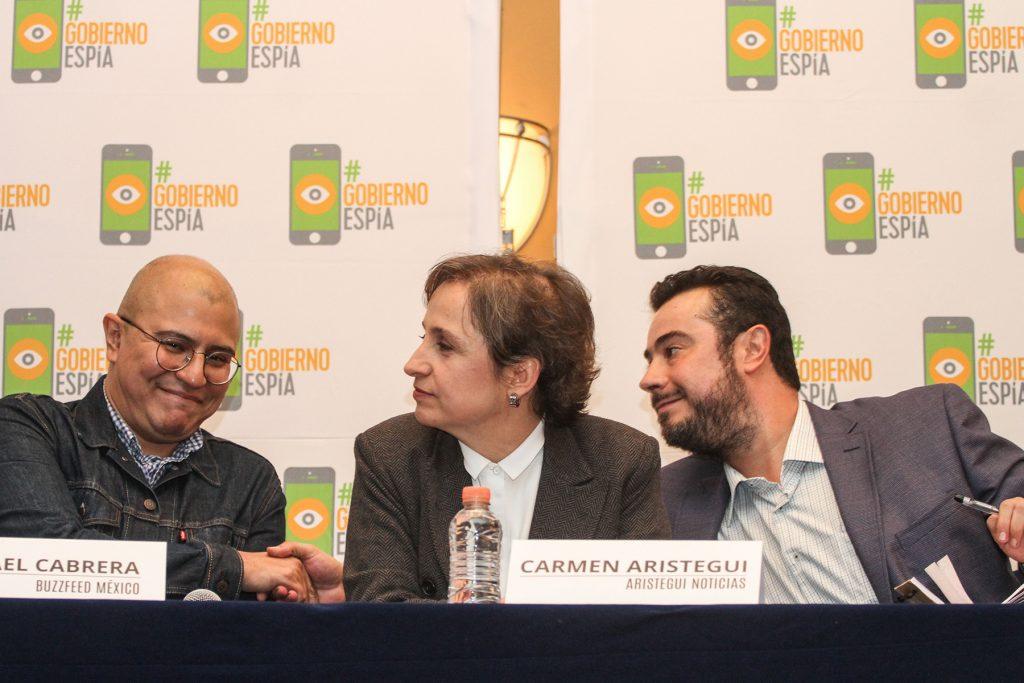 PGR investigará supuesto espionaje del gobierno a periodistas