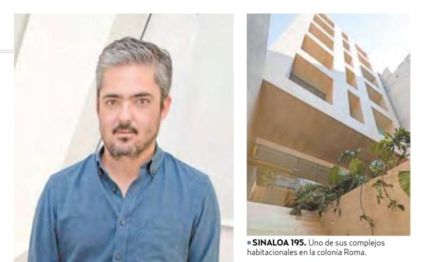 Alonso de Garay, el arquitecto al que no le gustan las modas