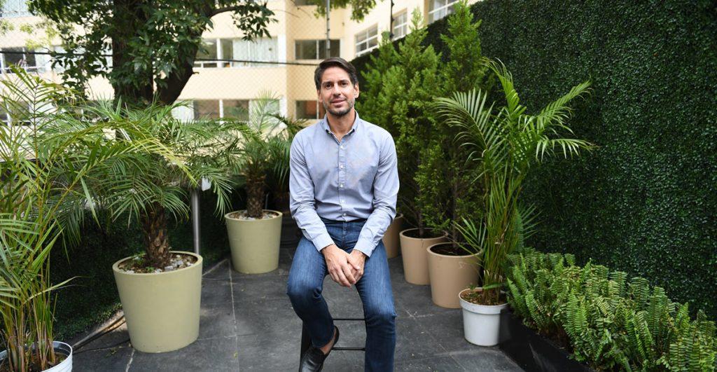 Abelardo Marcondes, director general del foro de inteligencia de mercados de lujo, Luxury Lab.