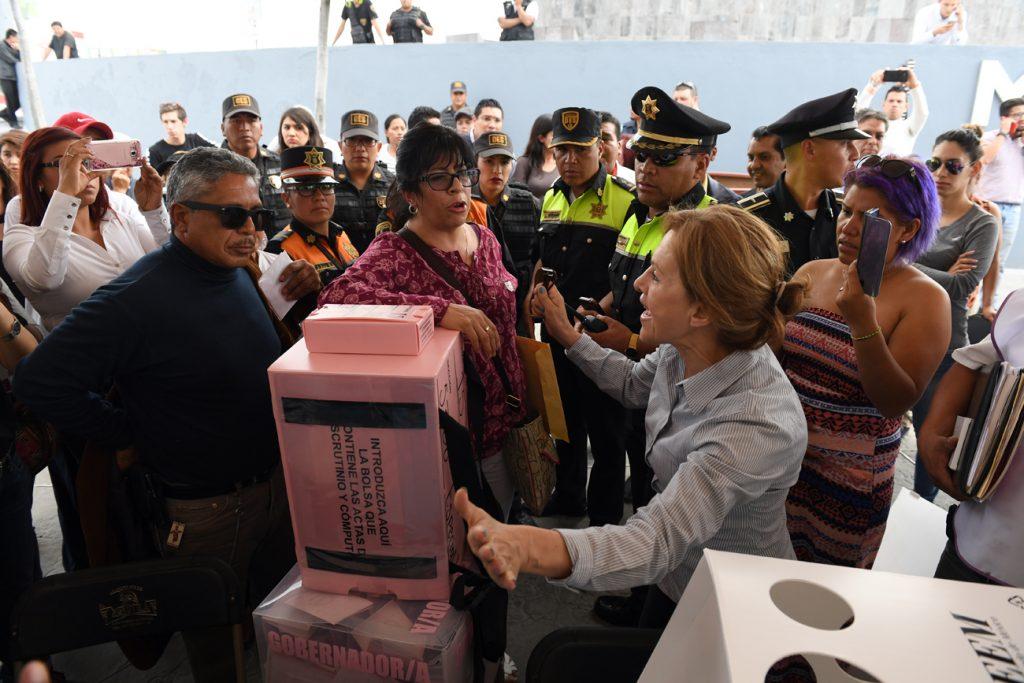 Elecciones Edomex