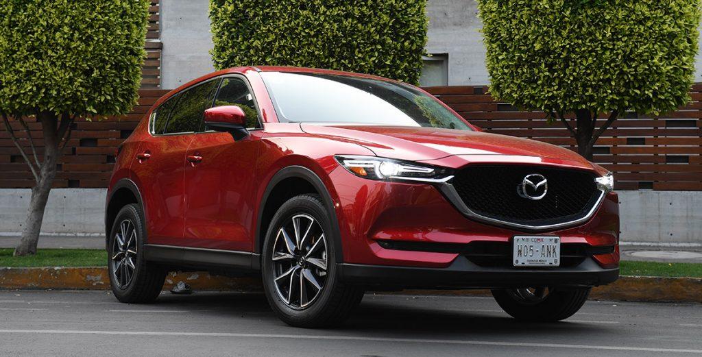 Mazda CX-5 se renueva