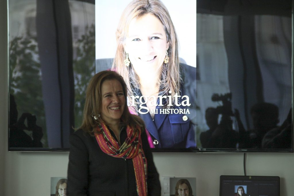 Margarita Zavala es calificada por quienes la conocen como una mujer responsable y ello lo demostró a su paso por la Escuela Libre de Derecho