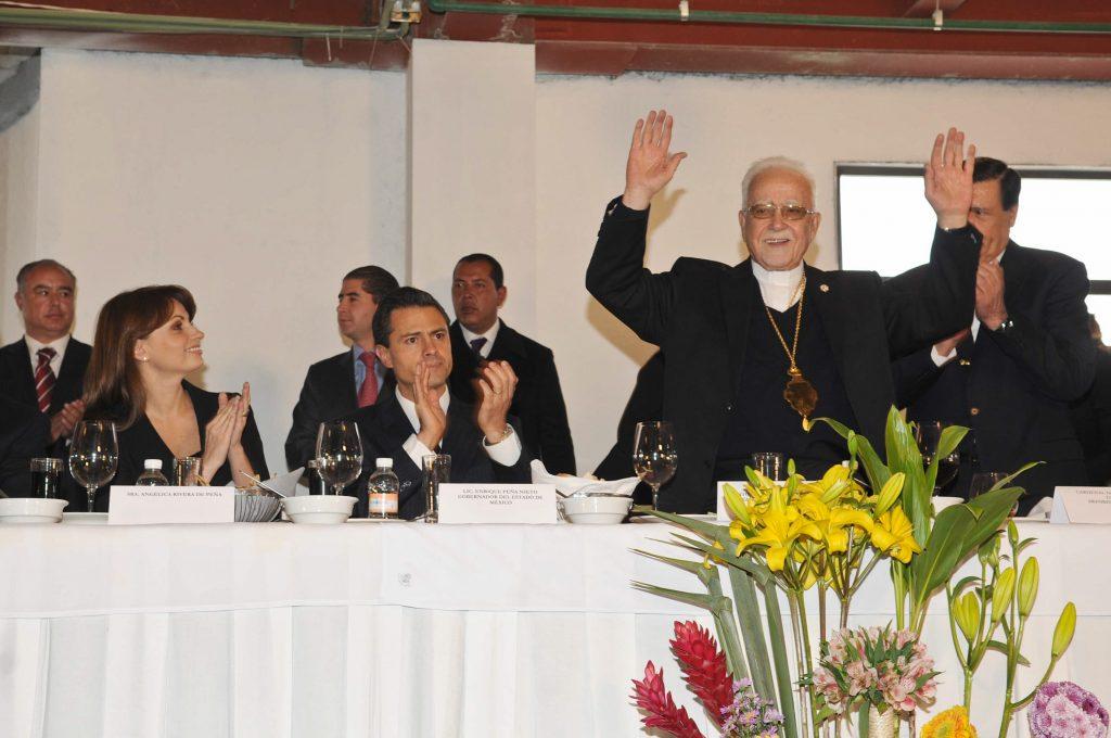 Cumpleaños de Antonio Chedraoui en 2011. CUARTOSCURO.