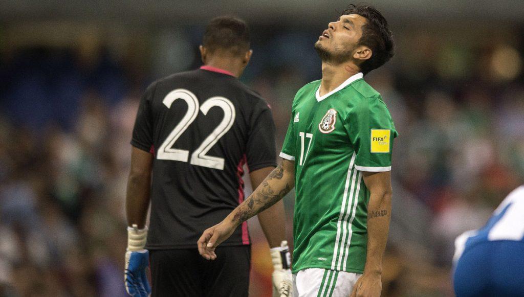 FOTO MEXSPORT. El delantero del Porto tampoco estará en el partido de este domingo contra Estados Unidos.