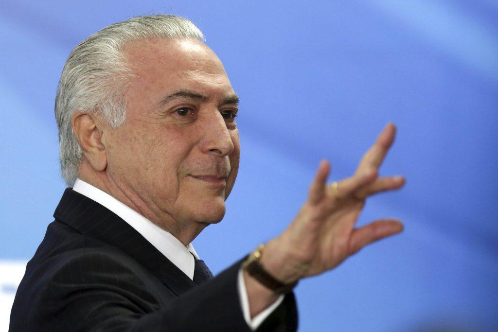 FOTO: AP/Eraldo Peres