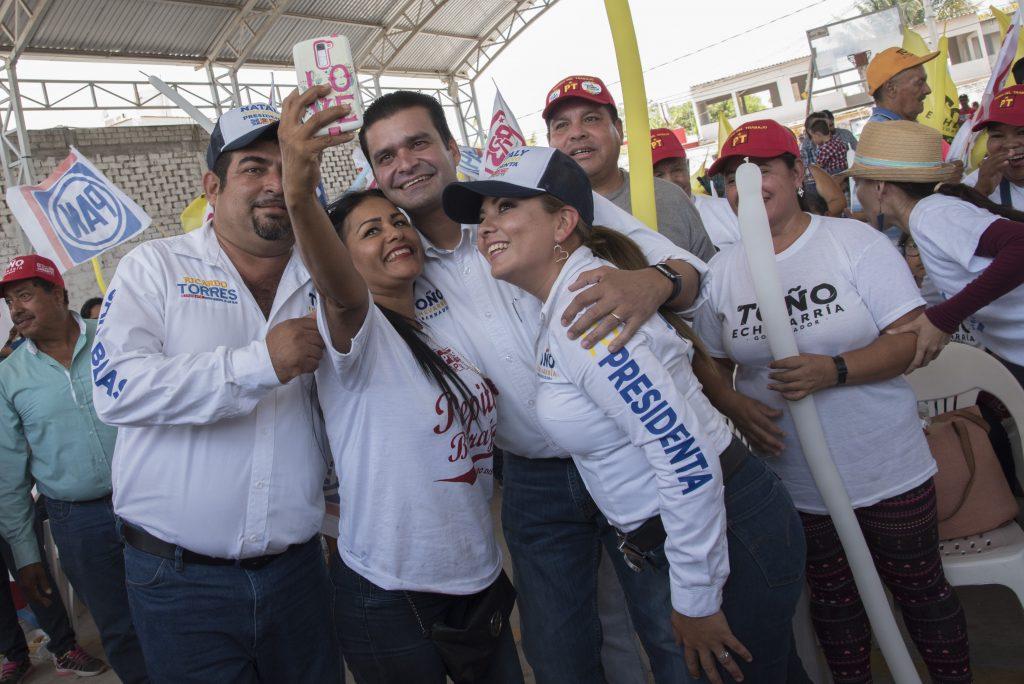 Toño Echevarría, candidato a la gubernatura de Nayarit por el Partido Acción Nacional. FOTO: TERCERO DÍAZ /CUARTOSCURO.COM