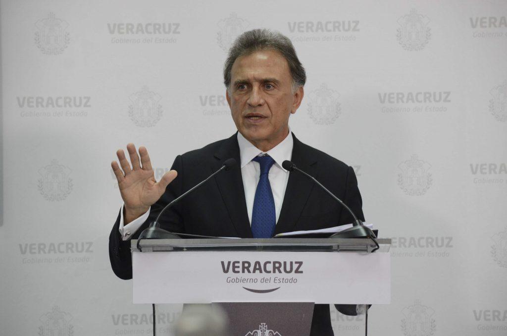 Miguel Ángel Yunes, gobernador de Veracruz. FOTO: ALBERTO ROA /CUARTOSCURO (Archivo)