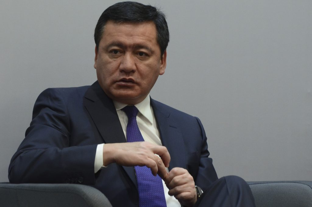 Miguel Ángel Osorio Chong, secretario de Gobernación. FOTO: ARTEMIO GUERRA / CUARTOSCURO