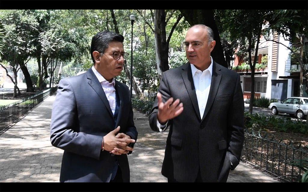 Entrevista con José Calzada, Secretario de Agricultura