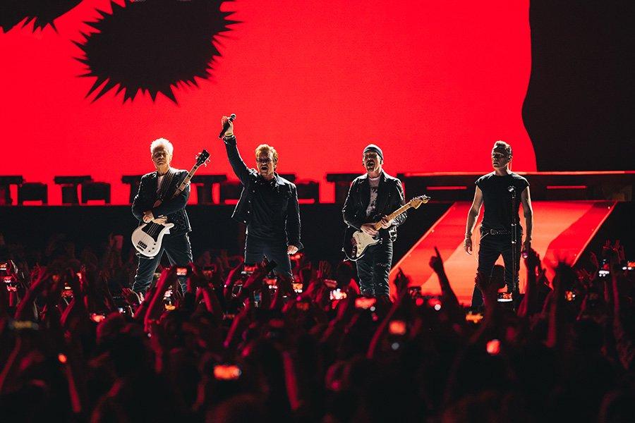 U2, la banda irlandesa que ha marcado generaciones, estará de vuelta en nuestro país el próximo mes de Octubre cuando presentará su show en el Foro Sol
