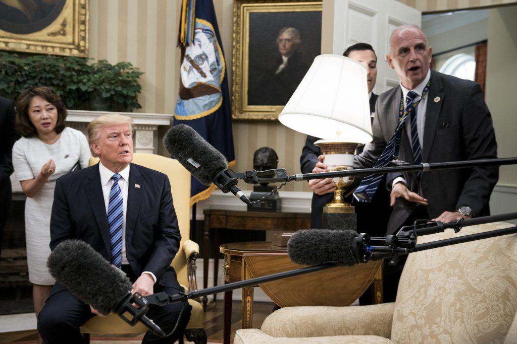 Donald Trump. @AFP