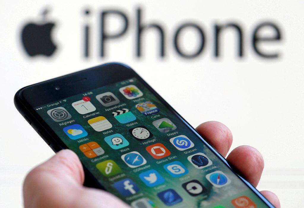 iPhone enfrenta más competencia