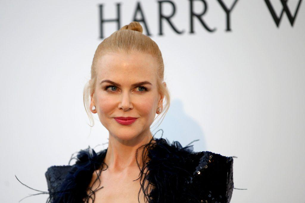 Nicole Kidman. @Reuters