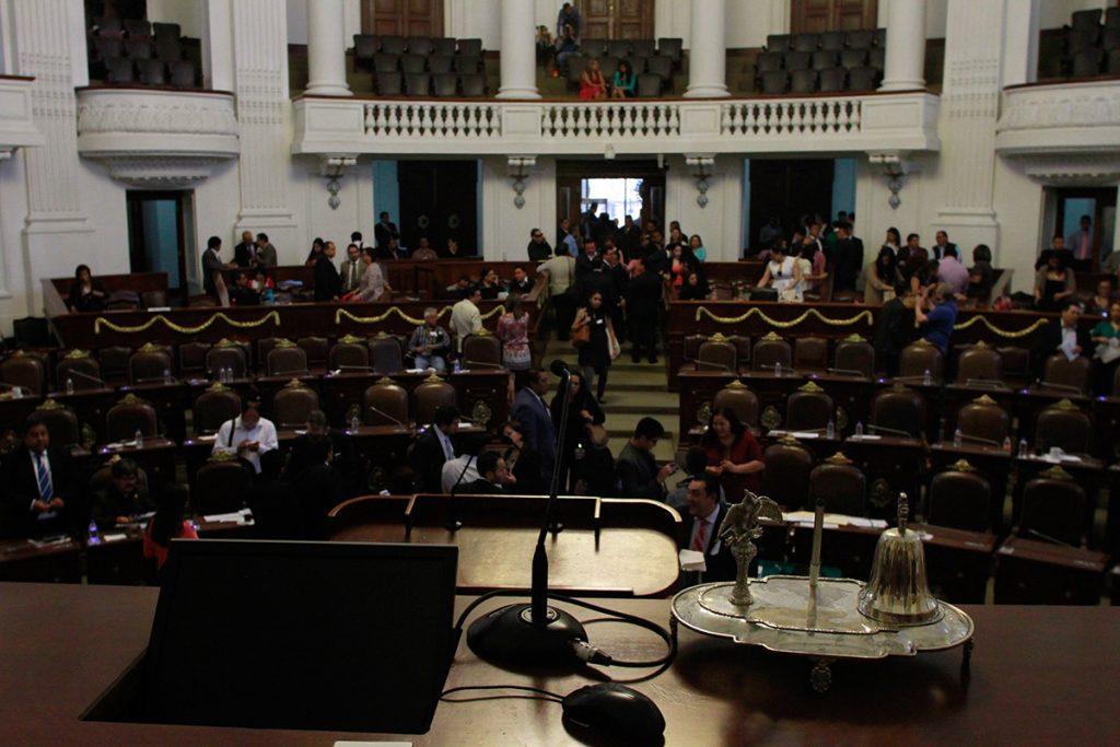 Asamblea Legislativa de la CDMX reprueba en apertura