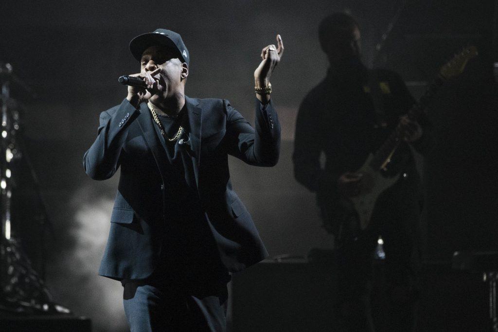 Jay Z. @AP