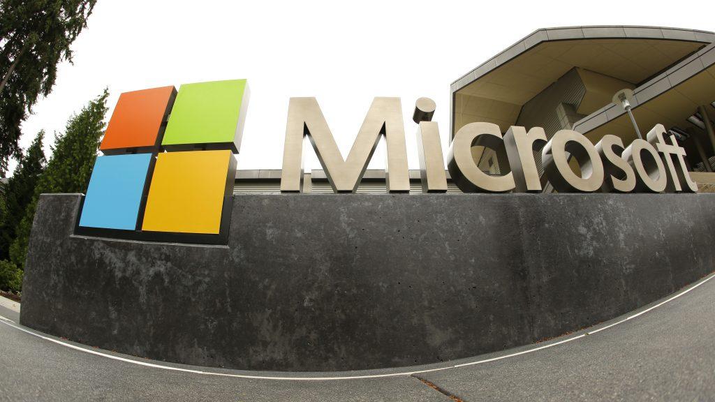 Microsoft Vs la Suprema Corte de Justicia de EEUU. @AP