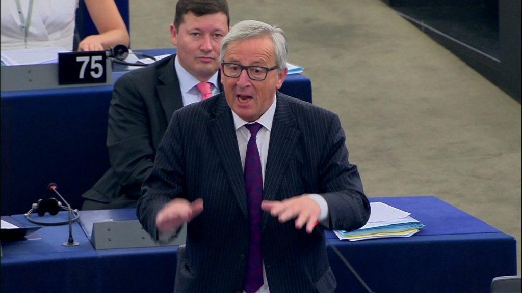 Jean-Claude Juncker. @AP
