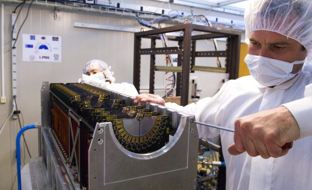 CERN, preparativos para descubrir nuevas partículas. @AP
